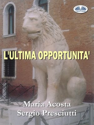 cover image of L'Ultima Opportunità