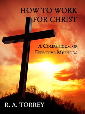 cover image of How to Work for Christ