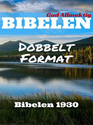 cover image of Bibelen