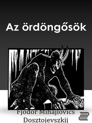 cover image of Az ördöngősök