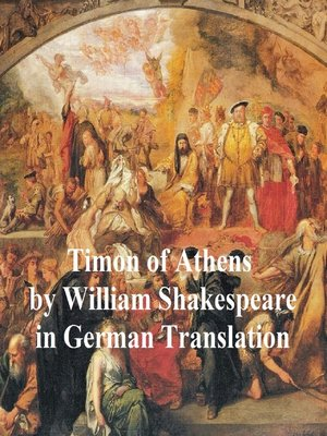 cover image of Timon von Athen (Timon of Athens in German)