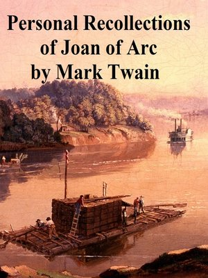 cover image of Personal Recollections of Joan of Arc
