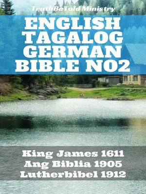 cover image of English Tagalog German Bible No2