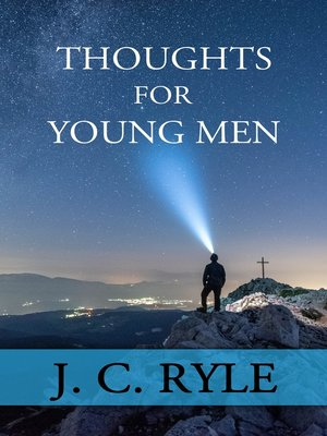 cover image of Thoughts for Young Men