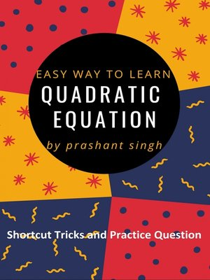 cover image of Quadratic  Equation