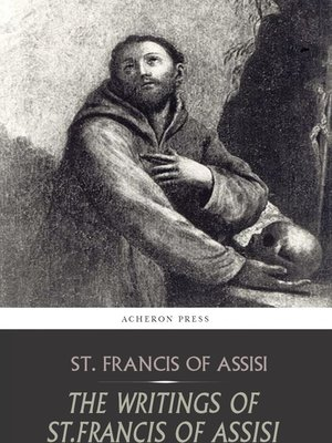 cover image of The Writings of St. Francis of Assisi