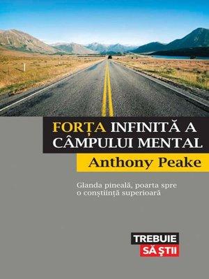 cover image of Forța infinită a câmpului mental