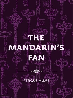 cover image of The Mandarin's Fan
