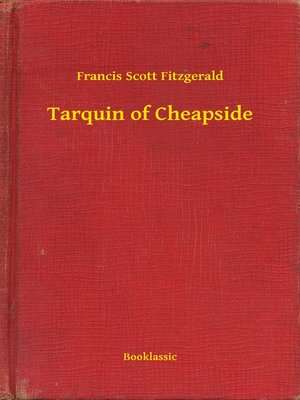 cover image of Tarquin of Cheapside