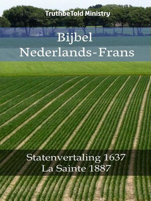 cover image of Bijbel Nederlands-Frans
