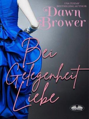 cover image of Bei Gelegenheit Liebe