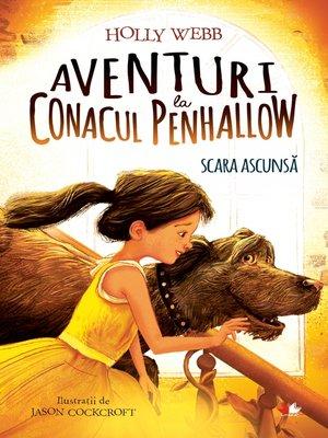 cover image of Aventuri la conacul Penhallow