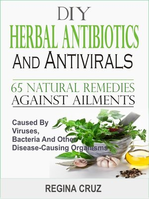 cover image of DIY Herbal Antibiotics and Antivirals