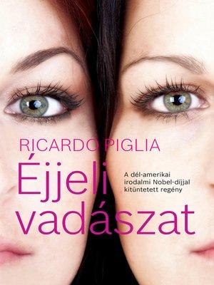 cover image of Éjjeli vadászat