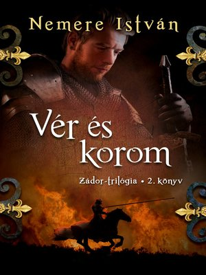 cover image of Vér és korom