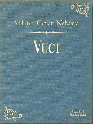 cover image of Vuci