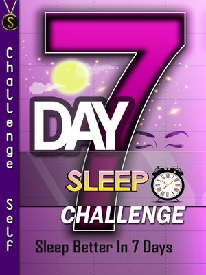 cover image of 7-Day Sleep Challenge