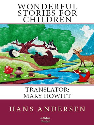cover image of Wonderful Stories for Children