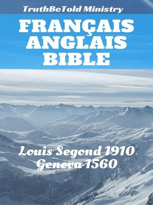 cover image of Bible Français Anglais