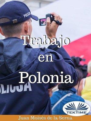 cover image of Trabajo En Polonia
