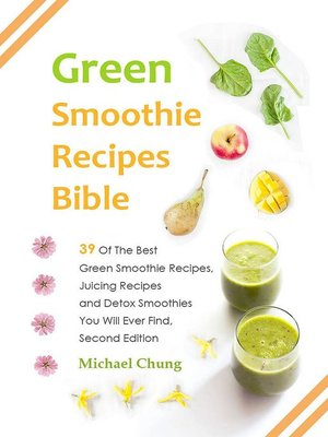 cover image of Green Smoothie Recipes Bible
