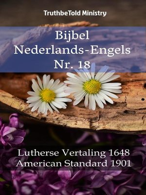 cover image of Bijbel Nederlands-Engels Nr. 18