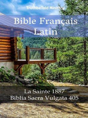 cover image of Bible Français Latin