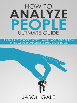 cover image of How to Analyze People Ultimate Guide