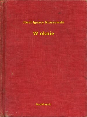 cover image of W oknie