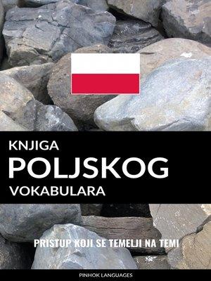 cover image of Knjiga poljskog vokabulara