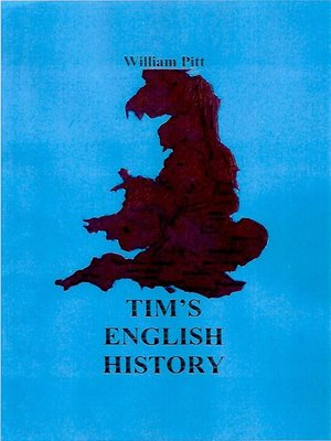 cover image of Tim's English History