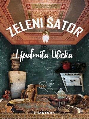 cover image of Zeleni šator