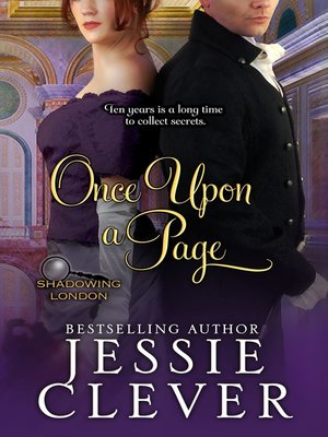 cover image of Once Upon a Page
