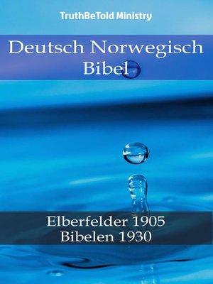 cover image of Deutsch Norwegisch Bibel