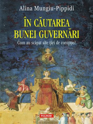 cover image of În căutarea bunei guvernări