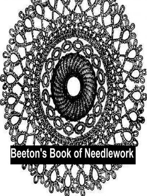 cover image of Beeton's Book of Needlework