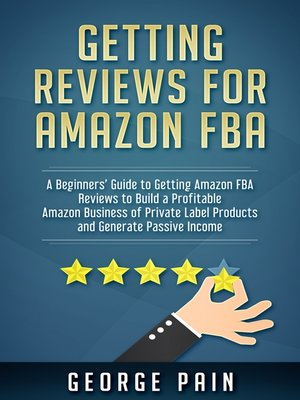 cover image of Getting reviews for Amazon FBA