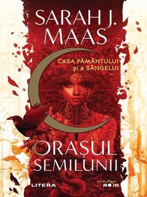 cover image of Orasul Semilunii