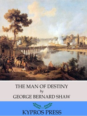 cover image of The Man of Destiny