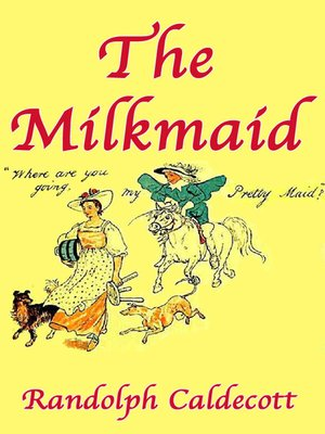 cover image of The Milkmaid