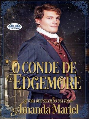 cover image of O Conde De Edgemore