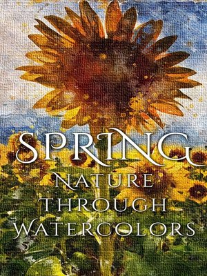 cover image of Spring - Nature through Watercolors