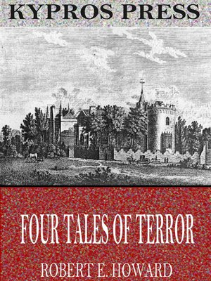 cover image of Four Tales of Terror