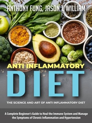 cover image of Anti Inflammatory Diet--The Science and Art of Anti Inflammatory Diet