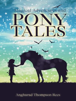 cover image of Magical Adventures & Pony Tales