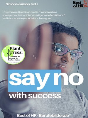 cover image of Say No with Success