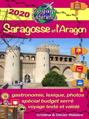cover image of Saragosse et l'Aragon