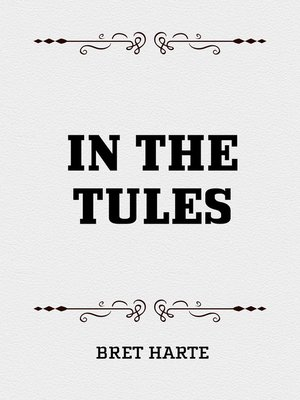 cover image of In the Tules