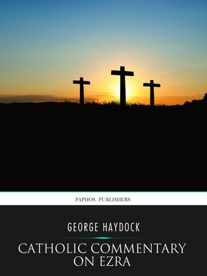 cover image of Catholic Commentary on Ezra