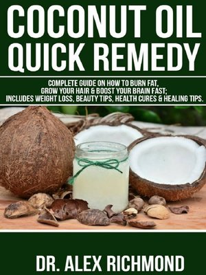cover image of Coconut Oil Quick Remedy